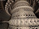 Mandelbulb Babel Tower