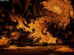 Dark Volcanic Shore