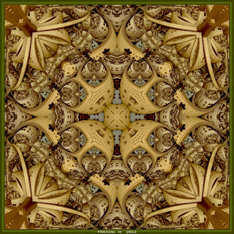 Menger Mandala by fraxialmadness3