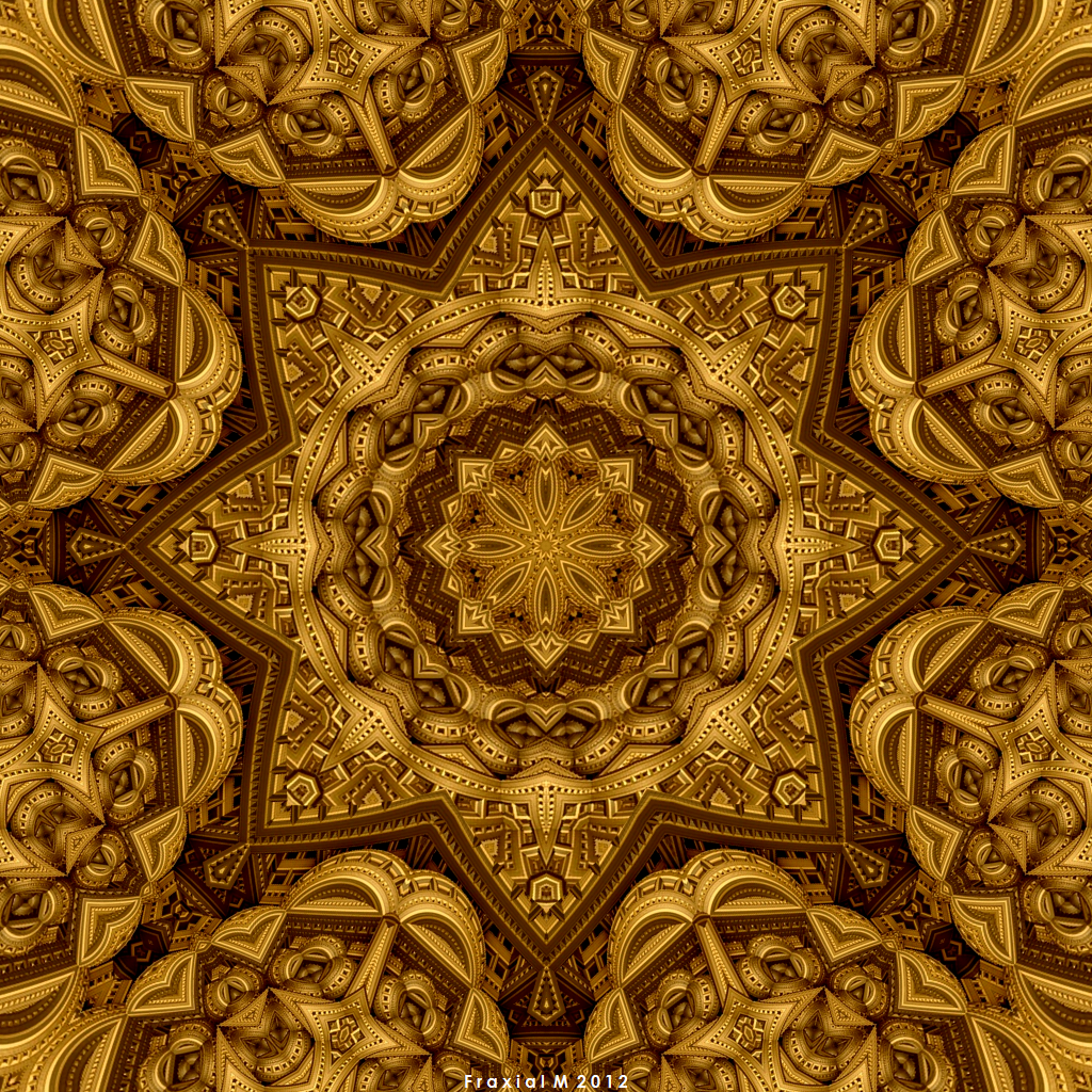 Menger Mandala 3 by fraxialmadness3