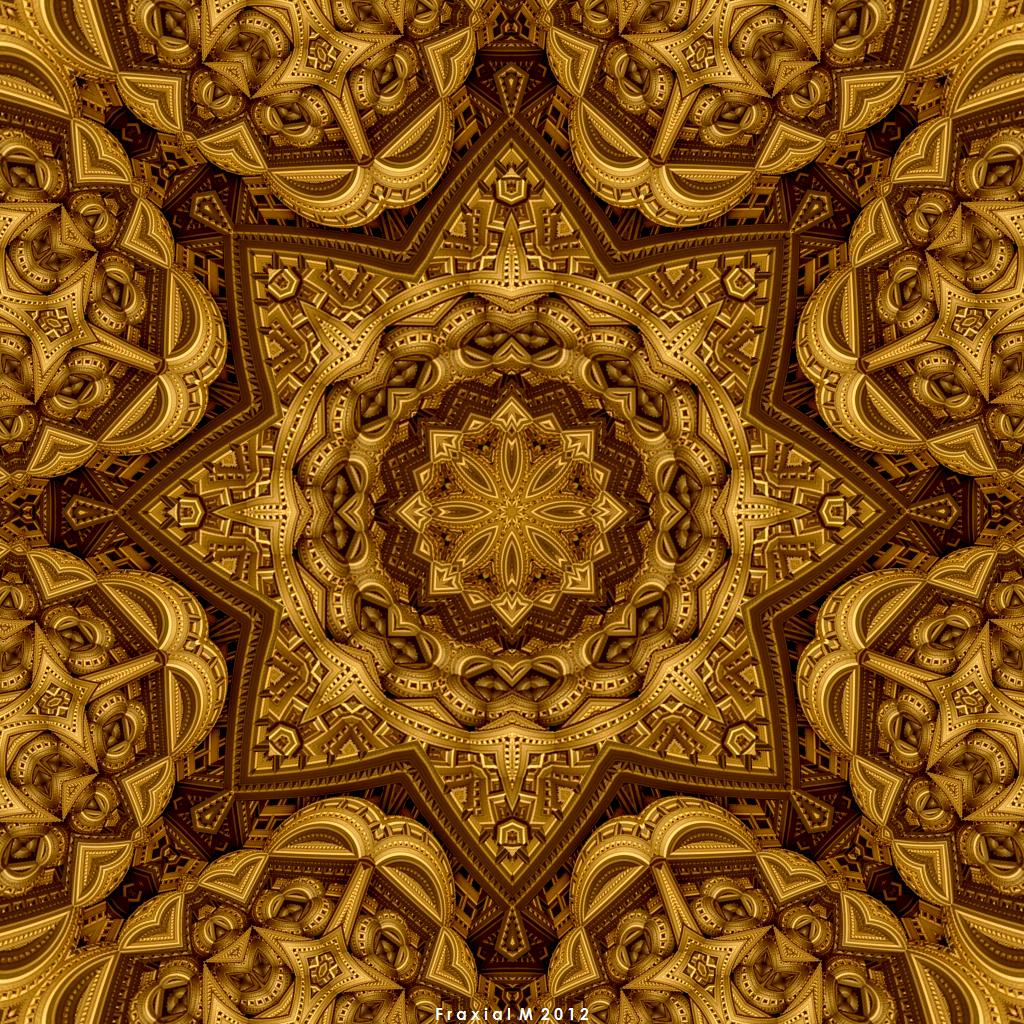 Menger Mandala 3 by fraxialmadness3