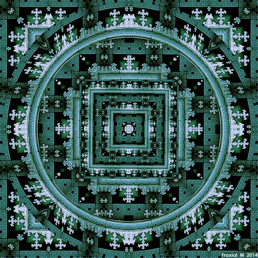 Grand mandala de la quintessence du mystere by - Grand mandala ...