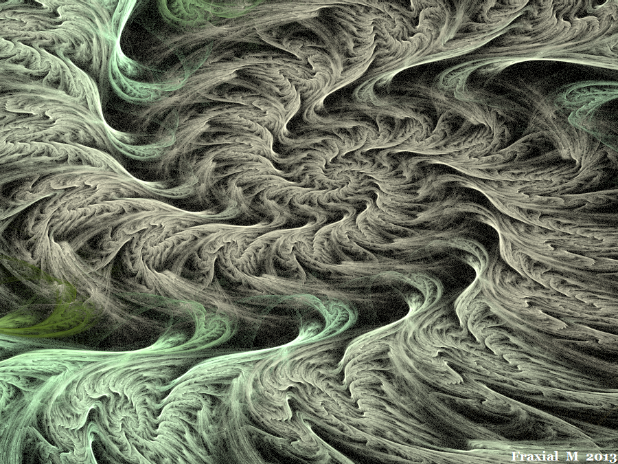 Foamy Spiral by fraxialmadness3