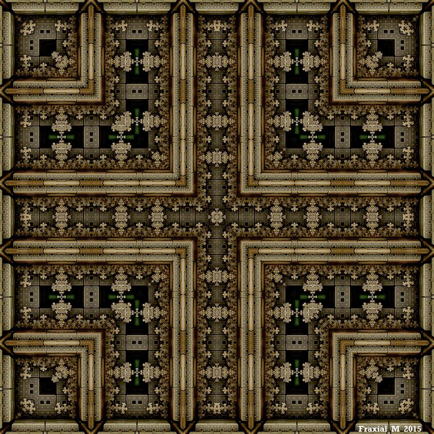 Une Croix Talismanique by fraxialmadness3