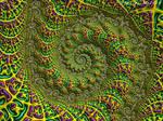 Psychedelic Porcelaine Spiral