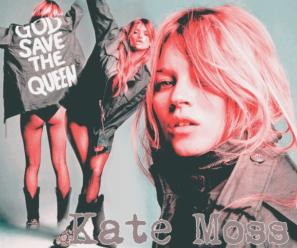 Kate Moss by anclessys