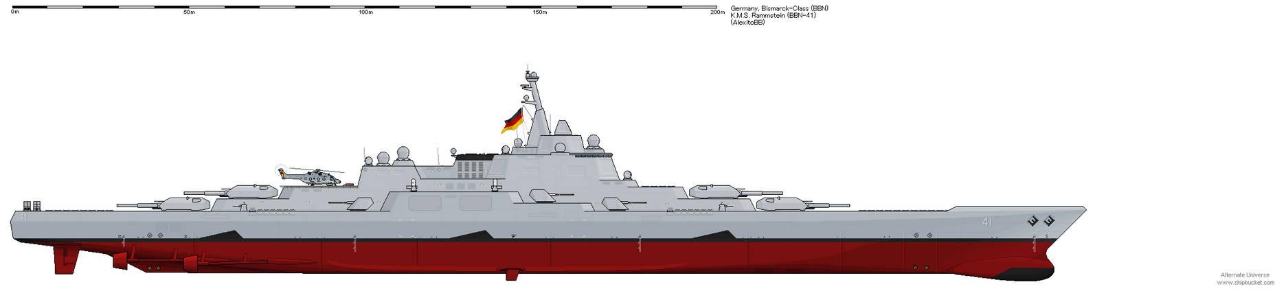 Bismarck-Class (BBN)