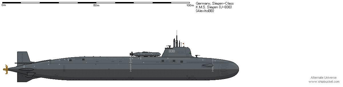 Siegen-Class (SSN)