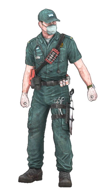 KF Paramedic Alfred Anderson by atagene