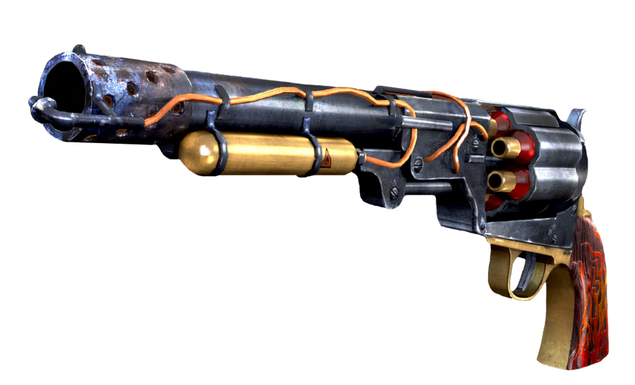 Kf Flare Revolver Large By Atagene On Deviantart