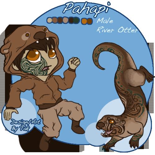 Pahapi-Otter by TaksArt