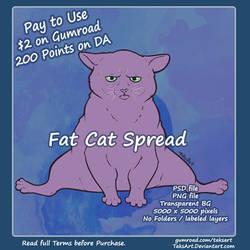 Fat Cat - P2U Base