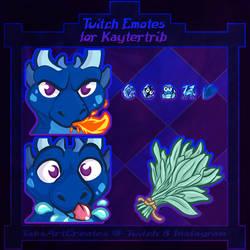 Emotes for Kayter