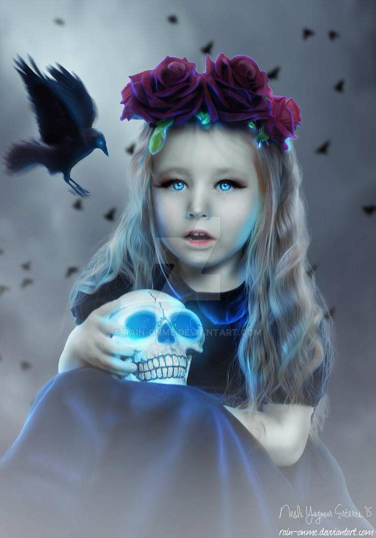 Gothic Girl by rain-onme