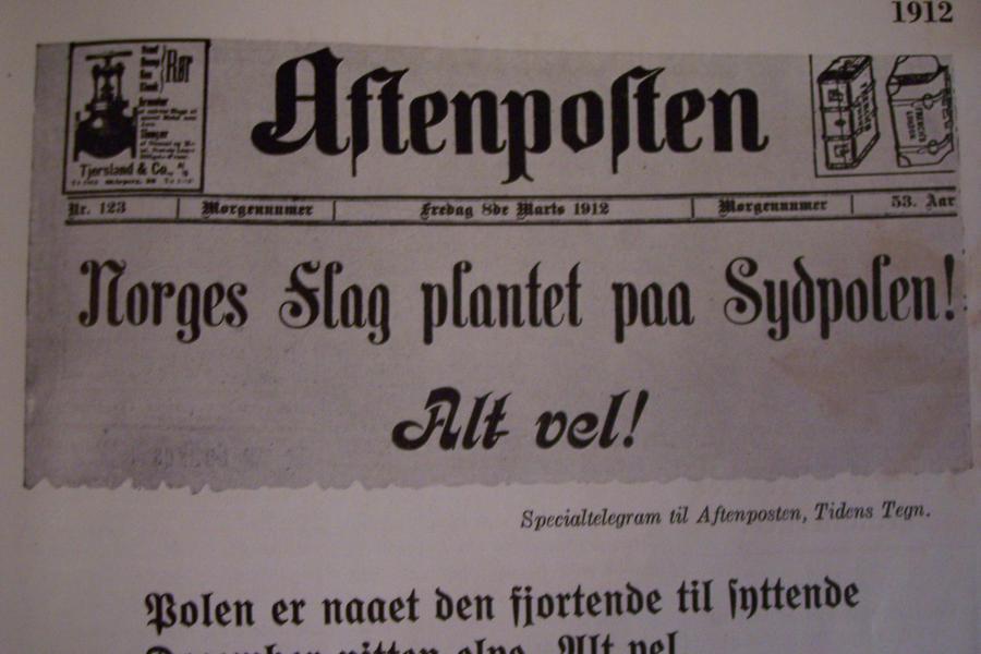 Vintage Headlines News by paintresseye
