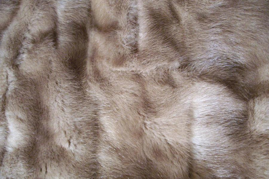 Vintage Mink fur texture by paintresseye