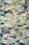 Shades of green yellow blotchy