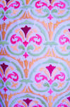 Easter Colors Fabric Print