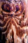 Wood Alien Texture soft edge