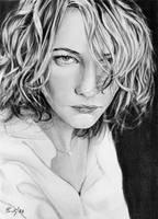 Cate Blanchett by ZdenoSuchy