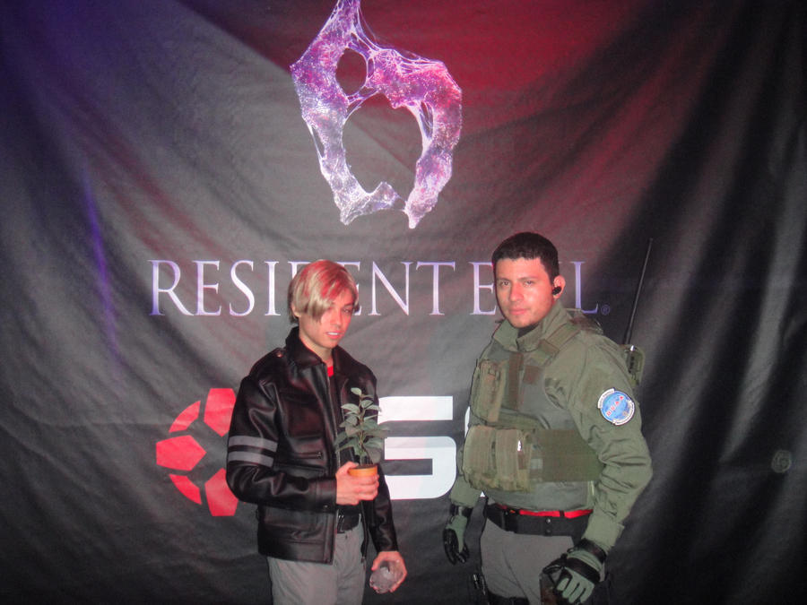 Resident Evil 6 Launch Party by Kayobreaker
