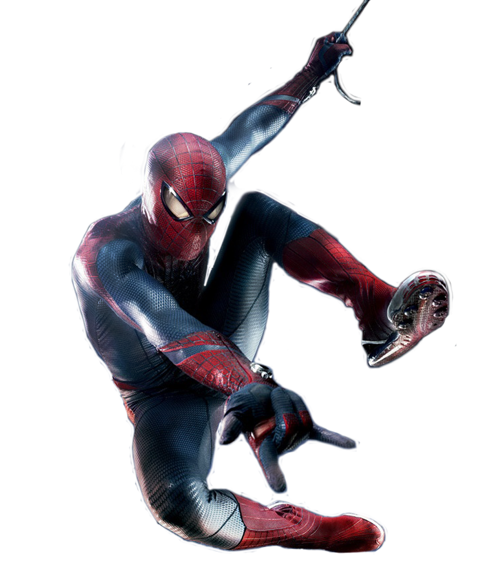 The amazing spiderman - png by afel7 on DeviantArt