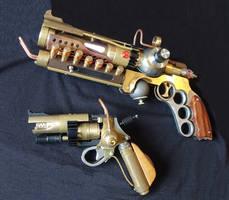 RayVolver guns