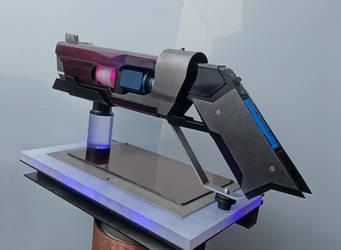 Custom lasergun rear by Anselmofanzero