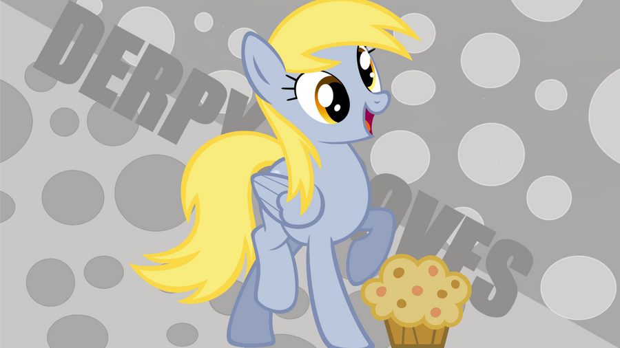 Derpy Hooves Wallpaper by SonicRainBoomFTW