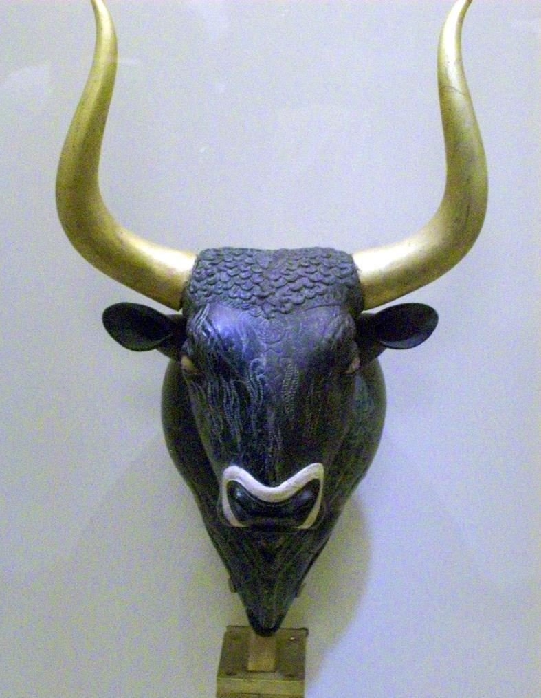 Cretan Bull by BOYDEX