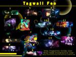 Tagwall enero 2013