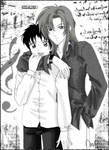 Suguru x Hiro- commission-