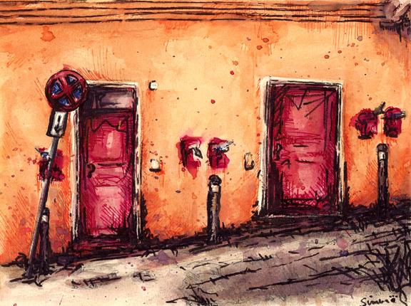 Ancona Street by Snapesdream