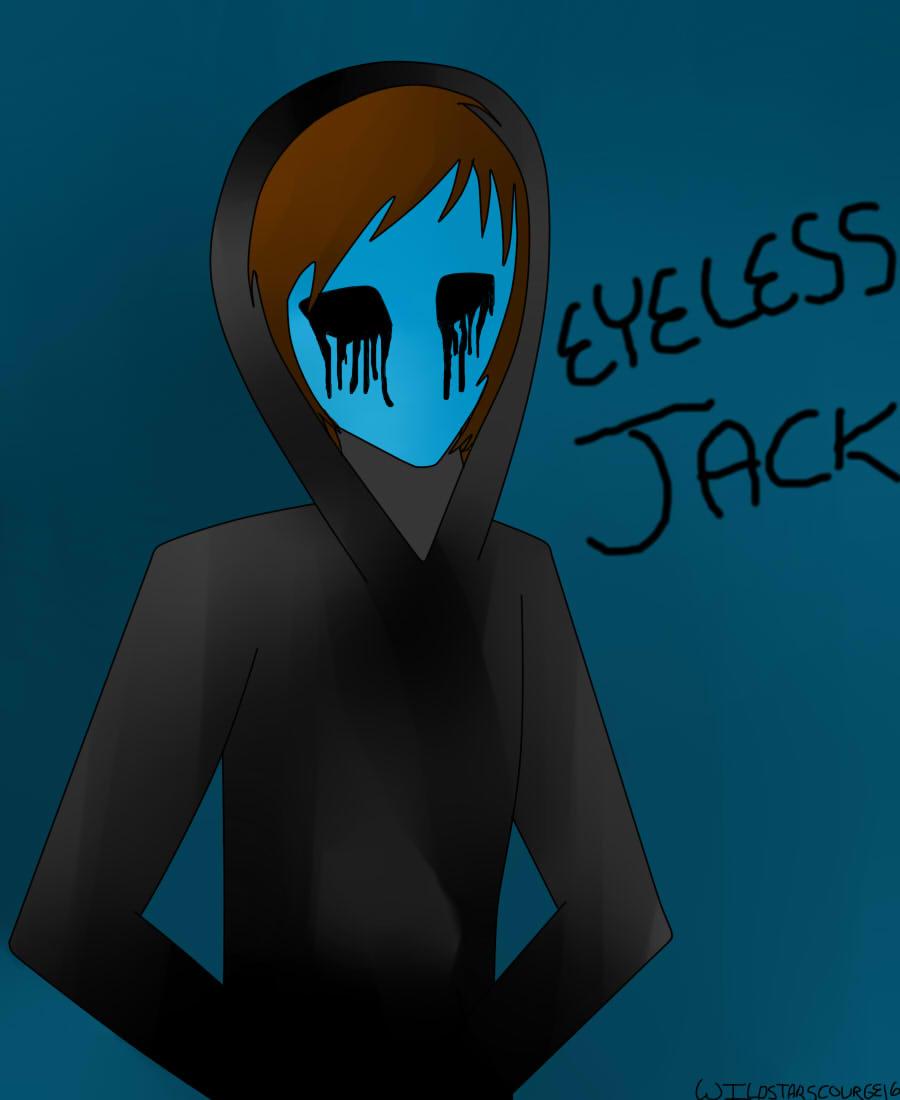 Eyeless Jack by wildstarscourge16