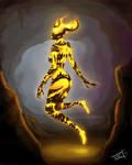 Flame Atronarch by KTK87