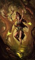 Sylvan Enchantress