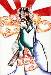 My own sun Godess by KiraChan1991