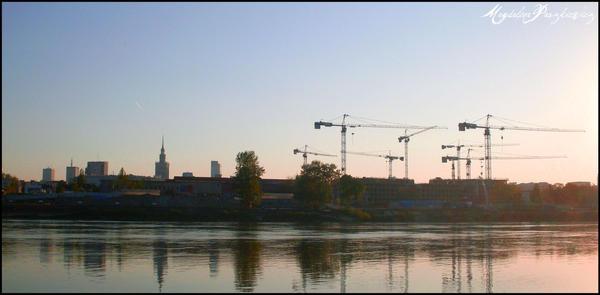 Warsaw by GroszekPospolity