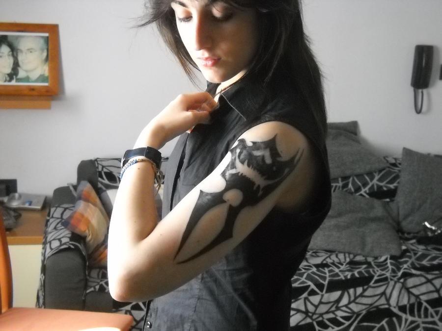 top lightning ff13 anime images for pinterest tattoos. Black Bedroom Furniture Sets. Home Design Ideas