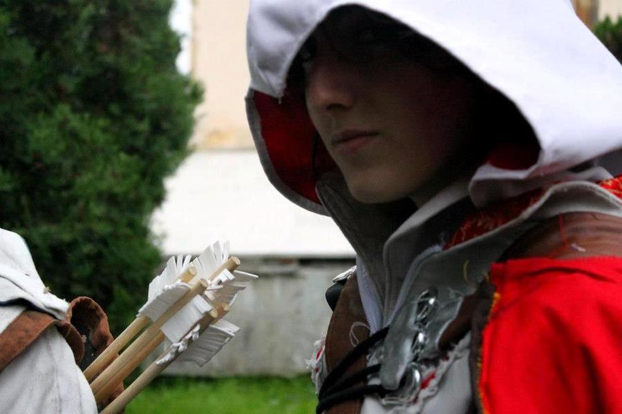 Ezio Auditore da Firenze by UndiciSmaug