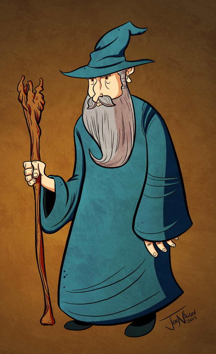 Gandalf by EnciferART