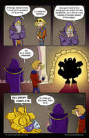 Everyone Loves Ezreal part 2 by EnciferART