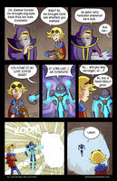 Everyone Loves Ezreal part 9 by EnciferART