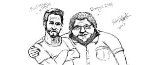 Boogie And Juggie - YouTuber Sketch