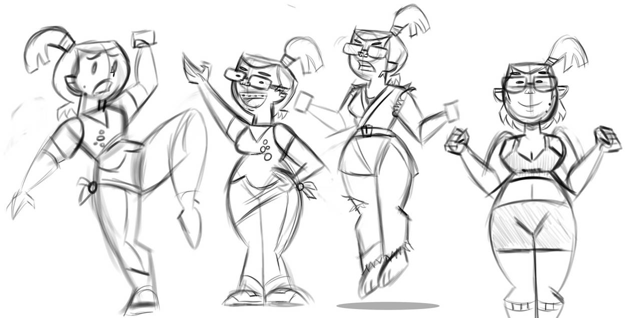Beth Sketches (Total Drama)