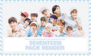 PACK RENDER O8 - SEVENTEEN by HANBINCRUSH