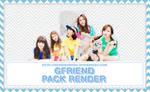 PACK RENDER 1O - GFRIEND