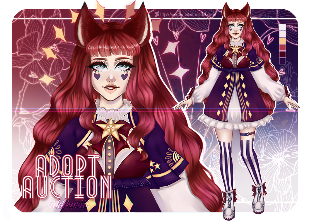 [OPEN AUCTION] Adoptable#1