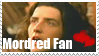 Mordred Fan stamp for K9 by DragonHeartPrincess