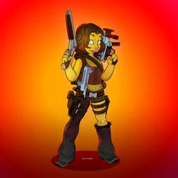 Alice In Resident Evil Apocalypse
